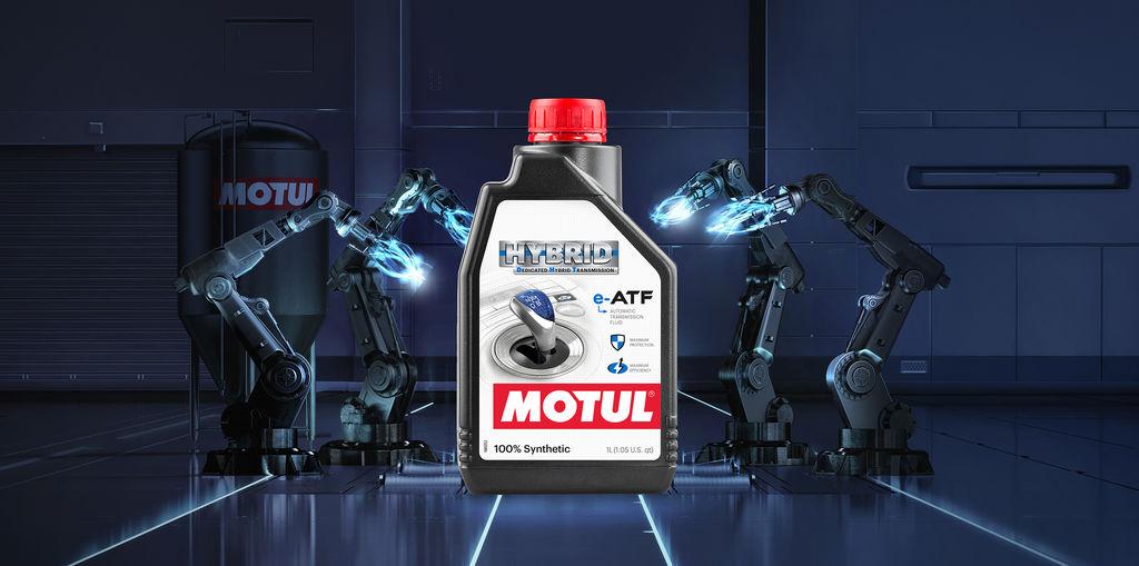 Motul lança a primeira gama completa do mercado para veículos híbridos
