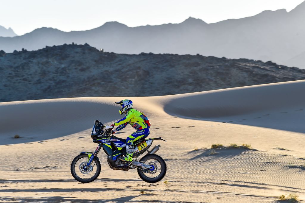 MOTUL AND SHERCO SIGN GLOBAL PARTNERSHIP