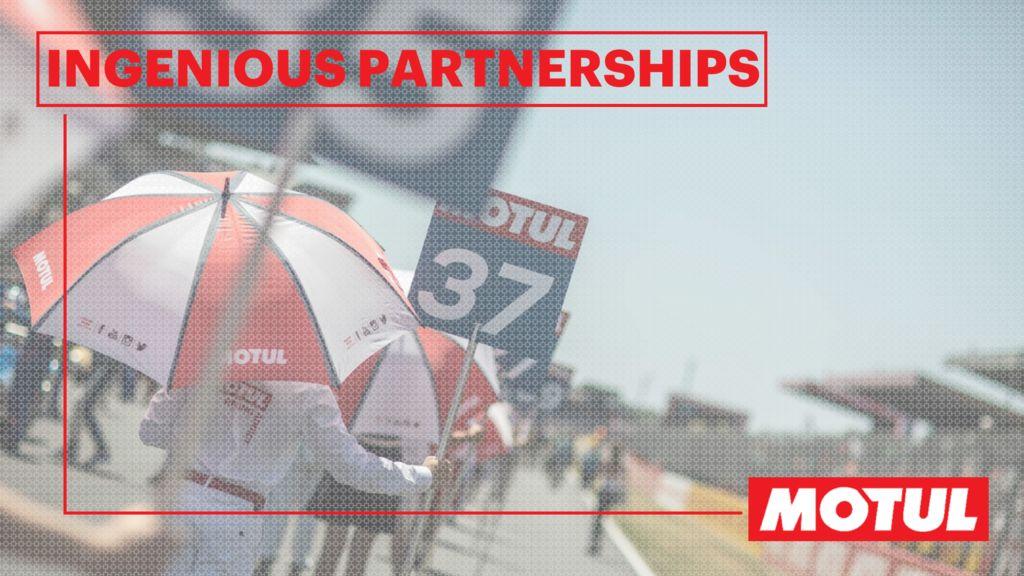 Motul Partnerships