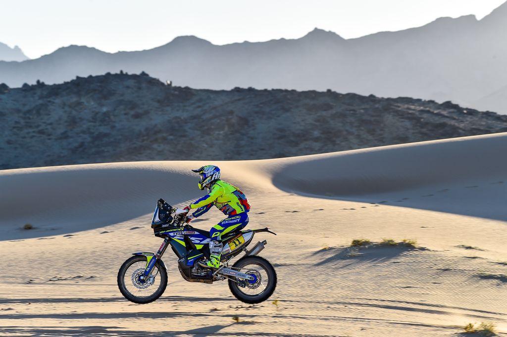 Motul unterzeichnet globale Partnerschaft mit Enduro-Motorradhersteller Sherco