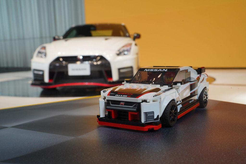 Bau dir deinen Nissan Nismo GT-R!