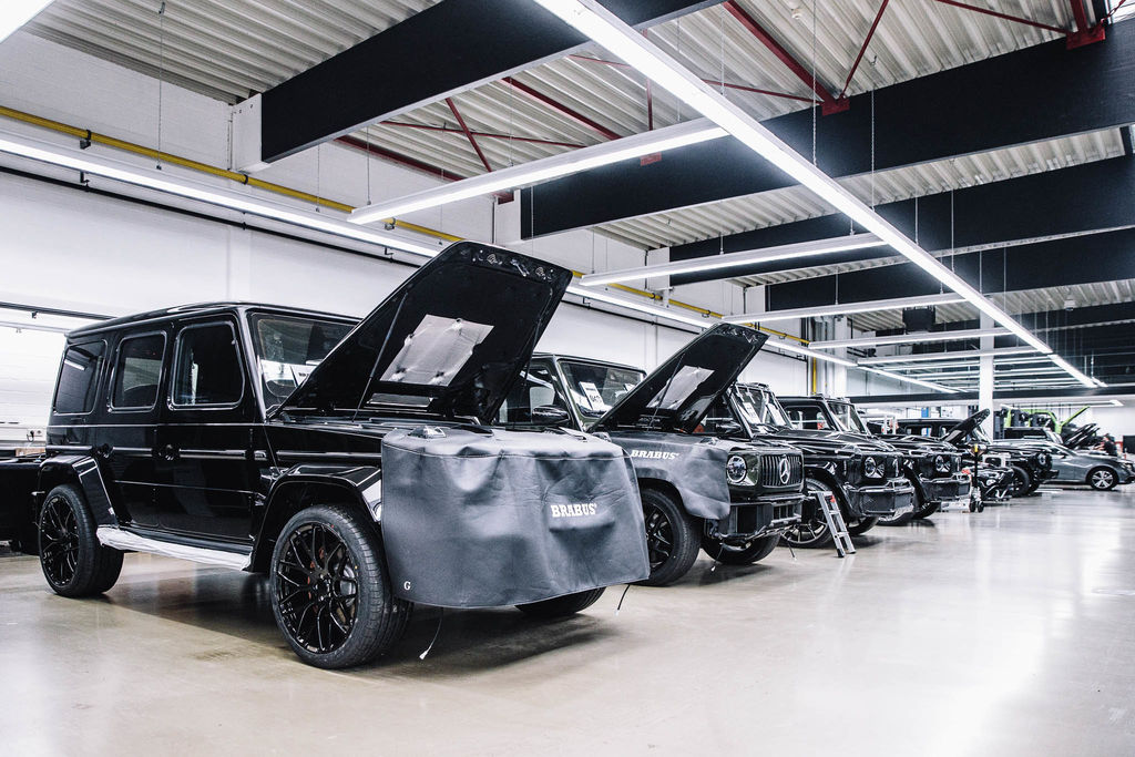 BRABUS AND MOTUL: LONG-TIME PARTNERS