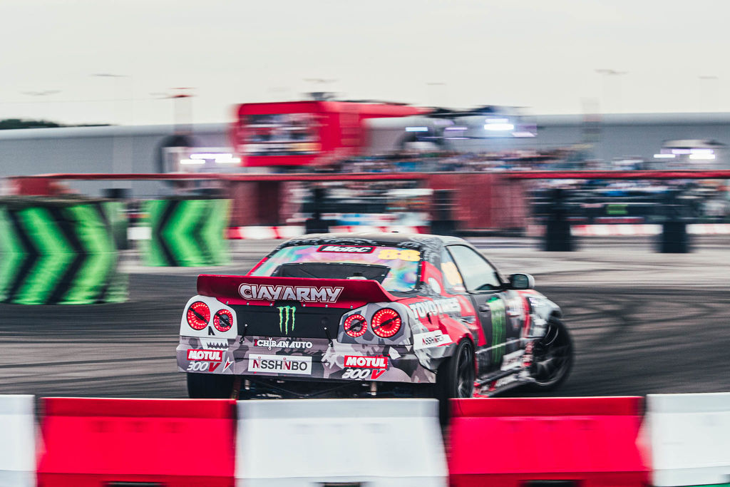 "The FIA has regulated drifting, created a uniform regulation called DC1 for ""all"" drift series. Do you think this is a good idea?"