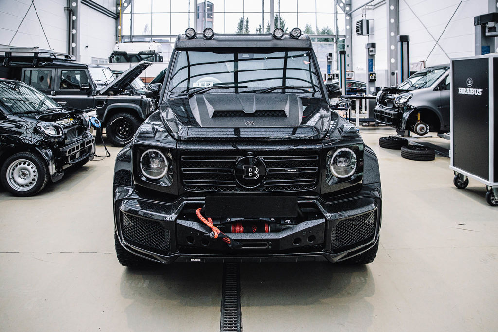 INSIDE BRABUS: TURNING MERCEDES-BENZ'S INTO BEASTS