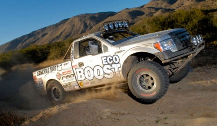 Mongo Racing Talks Racing Success in Their EcoBoost-Powered 7200 Truck