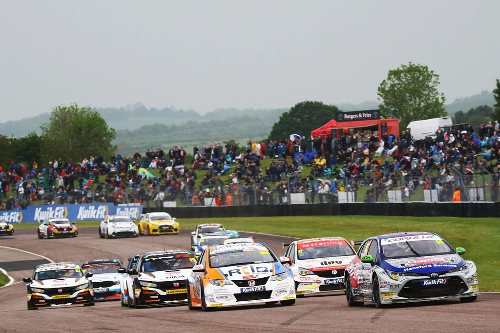 How would you describe the BTCC to someone who's unfamiliar with the championship?