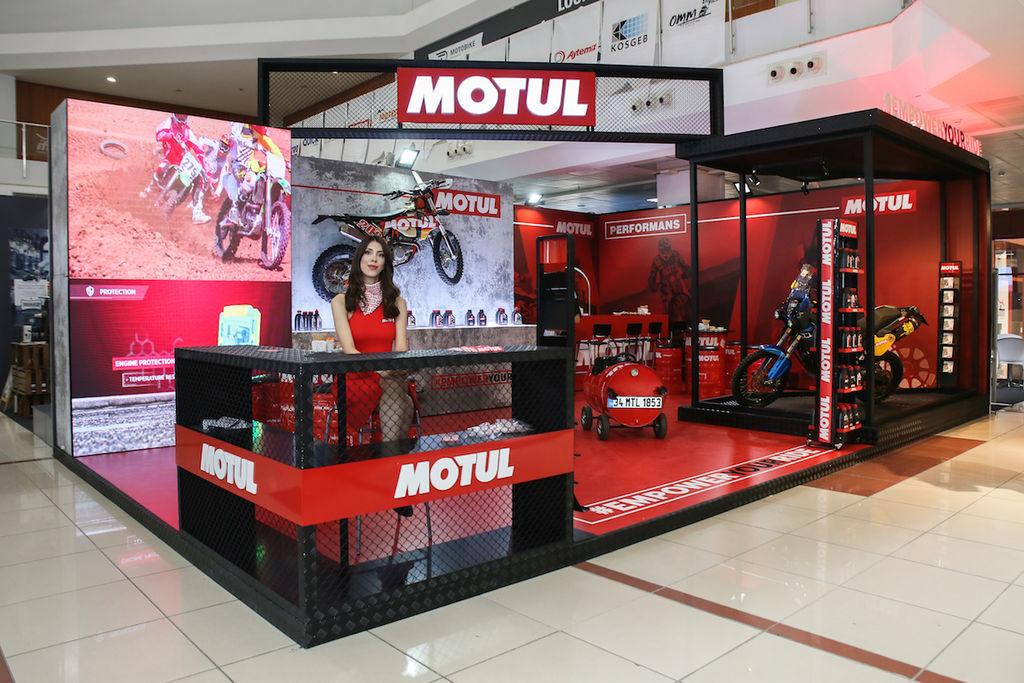 Motul, Motobike Istanbul'un Ana Sponsoru Oldu