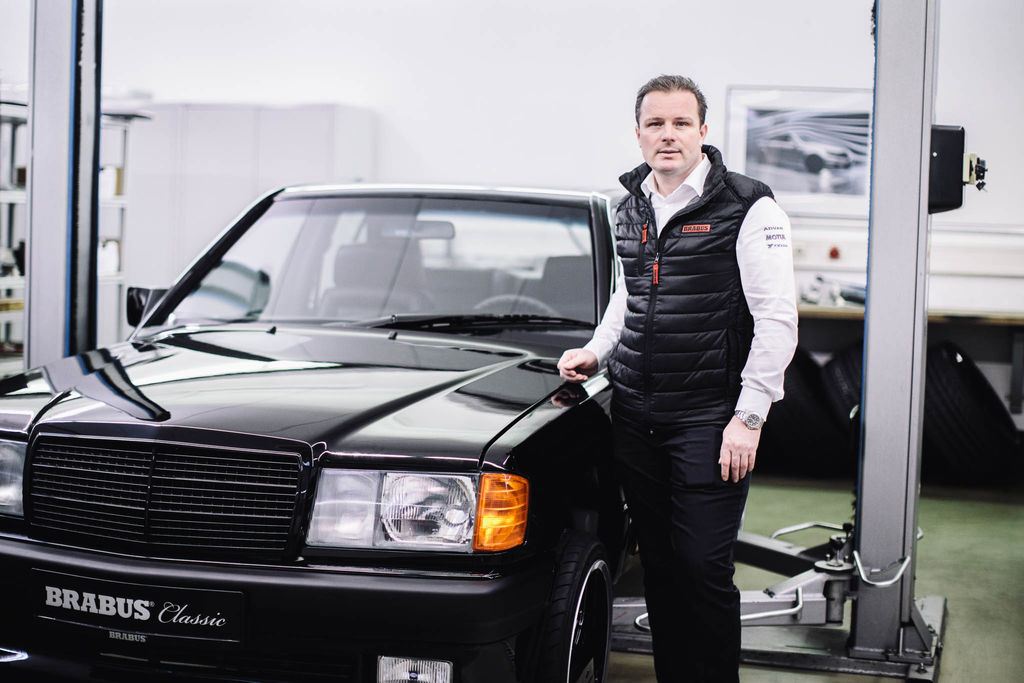 Brabus' Sven Gramm: At Brabus we build dreams
