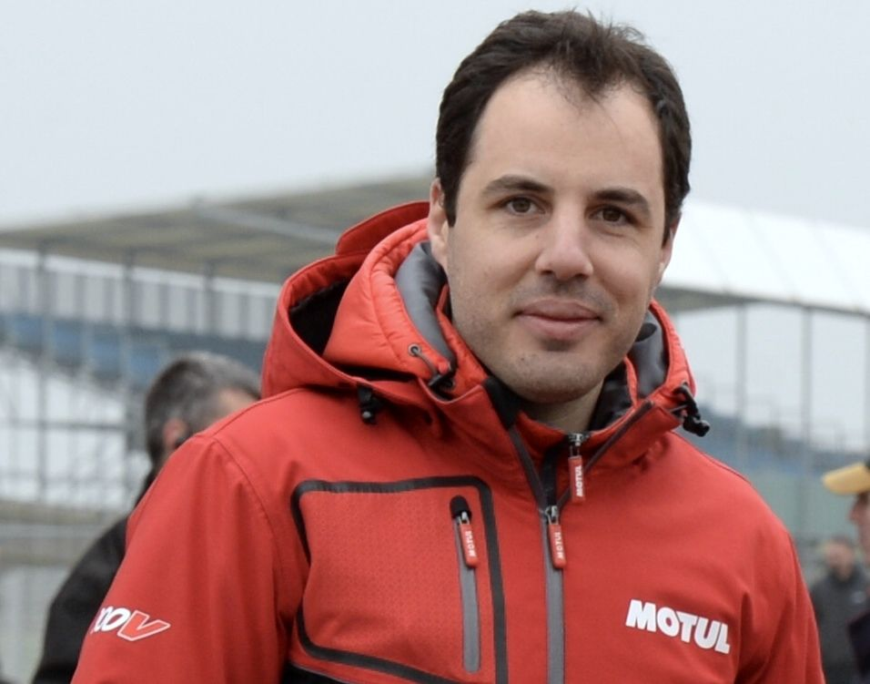 Romain, you've clearly got a passion for motorcycles. Working at Motul must be your dream job?