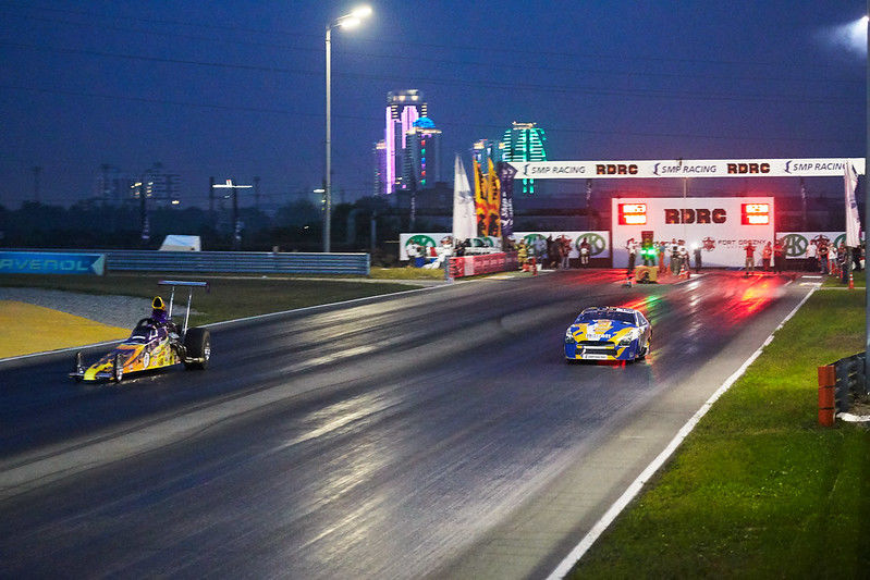 What does it take to be a good drag racing driver?