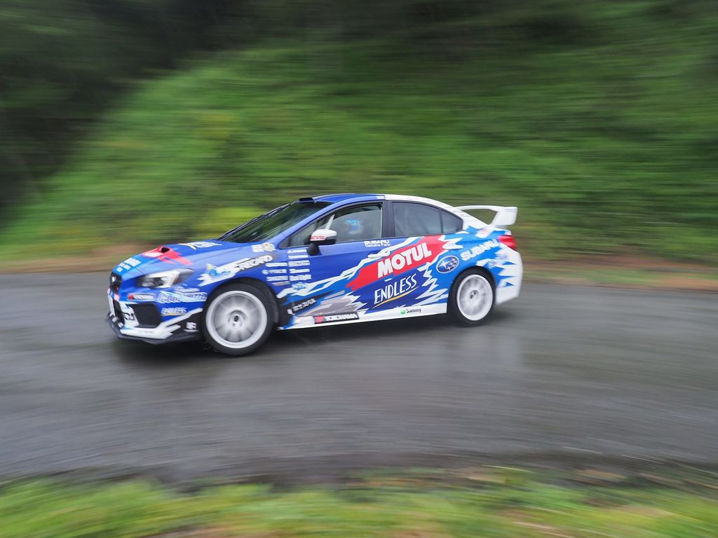 Rally ace Toshi Arai: McRae was an amazing person