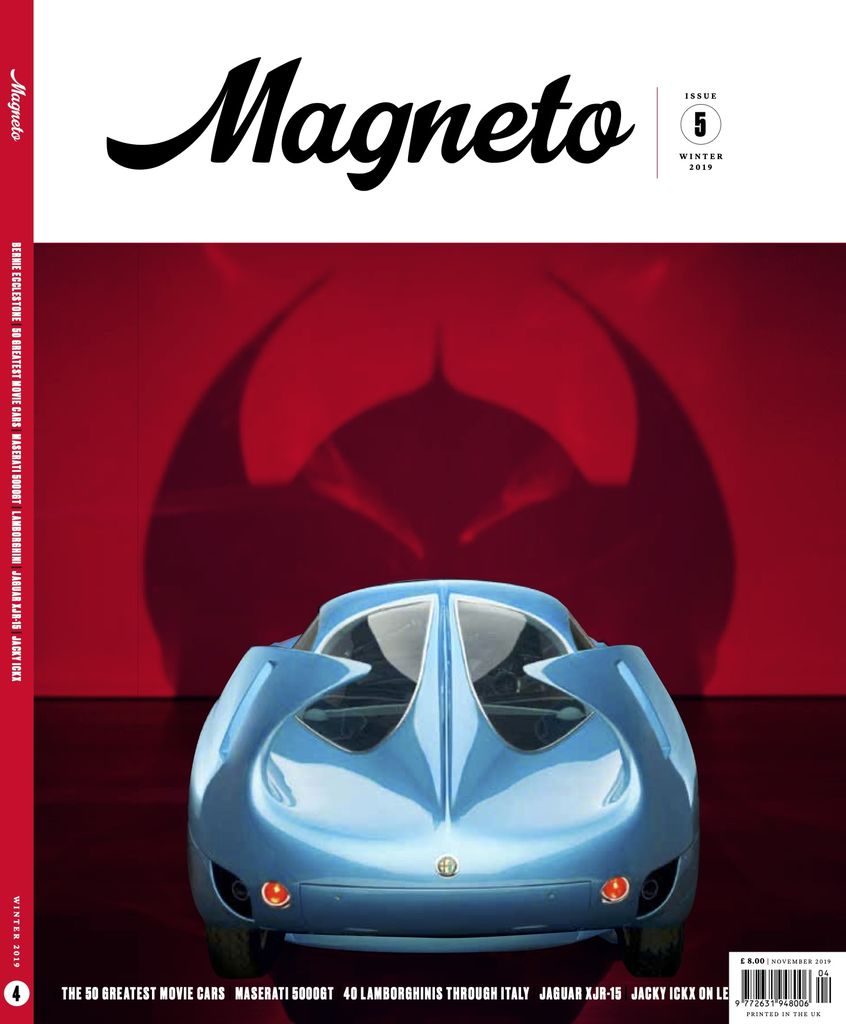 Is this the world's most beautiful car magazine?