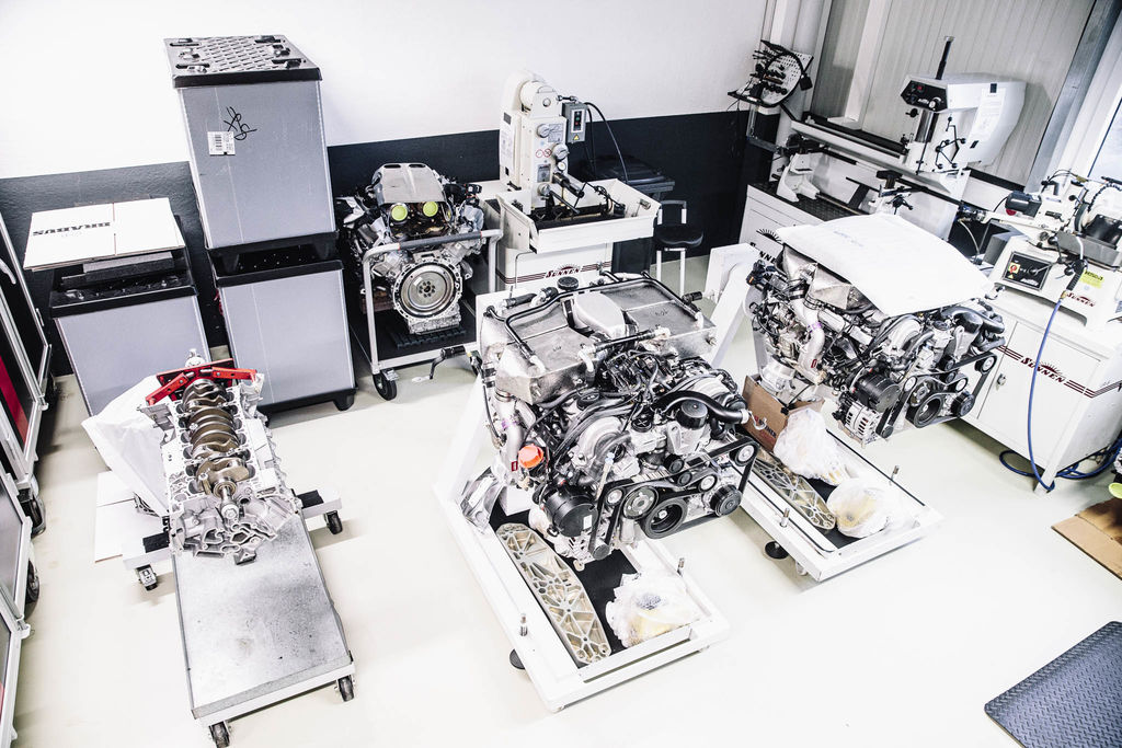 Brabus has been pushing the internal combustion engine for over 30 years now. Do you feel you'll be reaching its limit soon?
