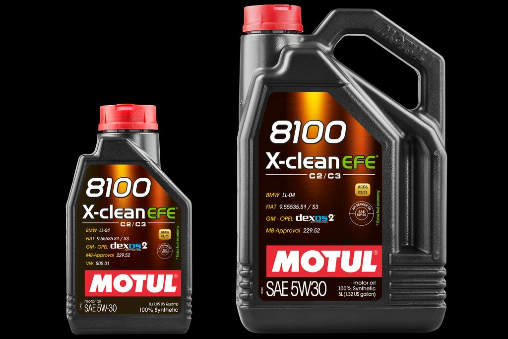 8100 X-clean EFE 5W30