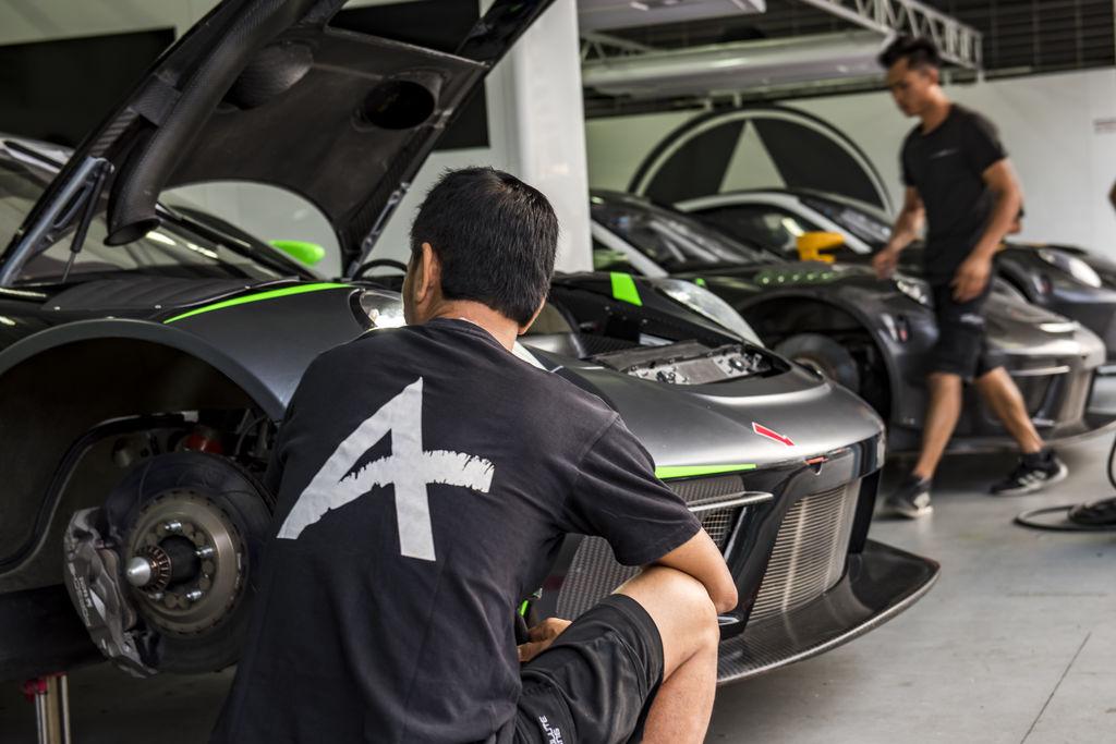 War diese Unterbrechung des Motorsport Deiner Meinung nach ein Vorteil oder ein Nachteil für Teams?