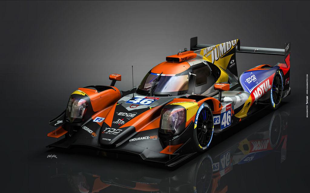 Motul стал партнером виртуальной гонки «24 часа Ле-Мана»