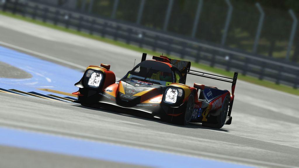"""Giedo van der Garde: """"sim racing is tough"""""""
