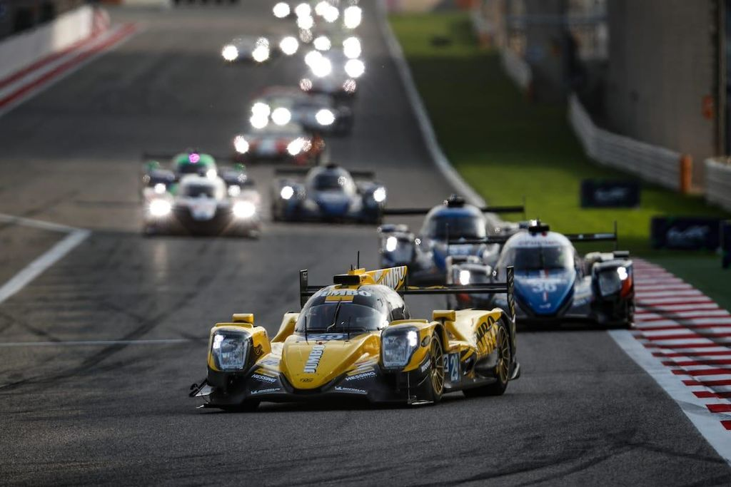There are so many F1 driver in the WEC and at Le Mans. What's the attraction to prototype racing for an F1 driver?