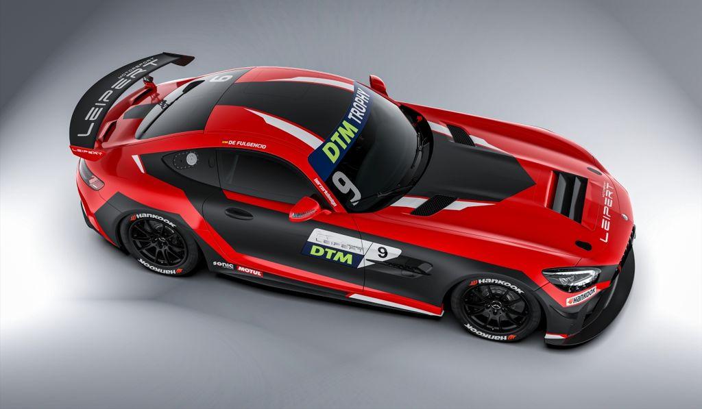 AMG GT4 #9