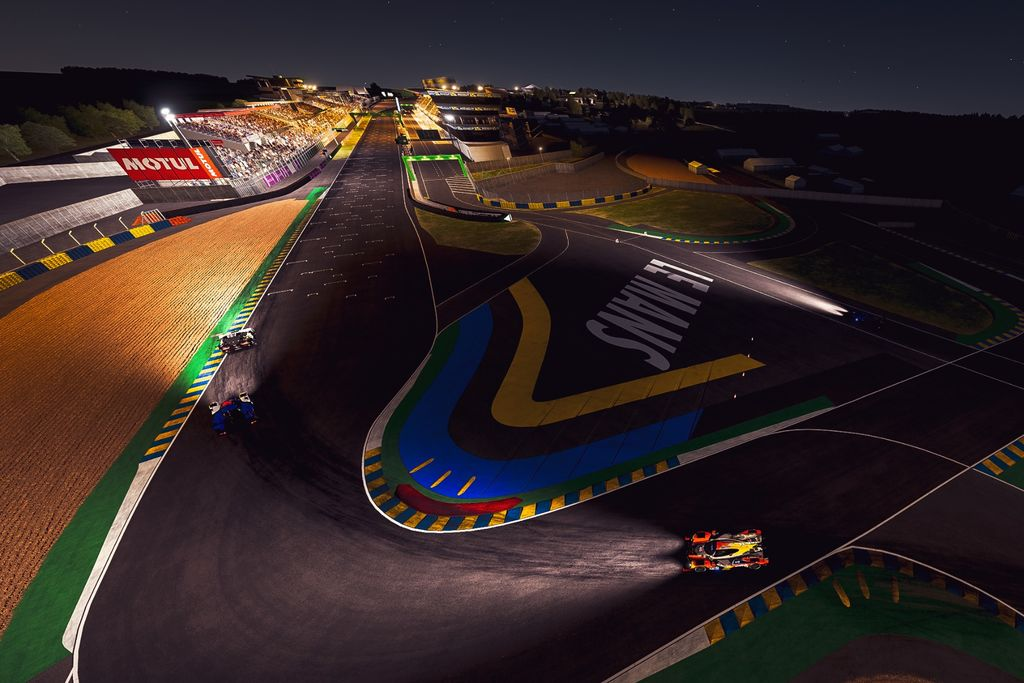Virtual Le Mans: what makes a good sim racer?
