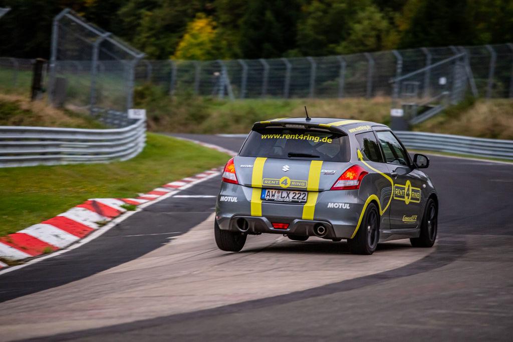 Sicherlich wäre jetzt die beste Zeit, um auf dem Nürburgring zu fahren?
