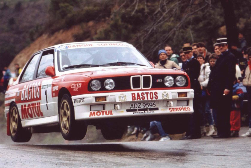 "Rally legend Périn: ""the M3 Prodrive is perfectly balanced"""