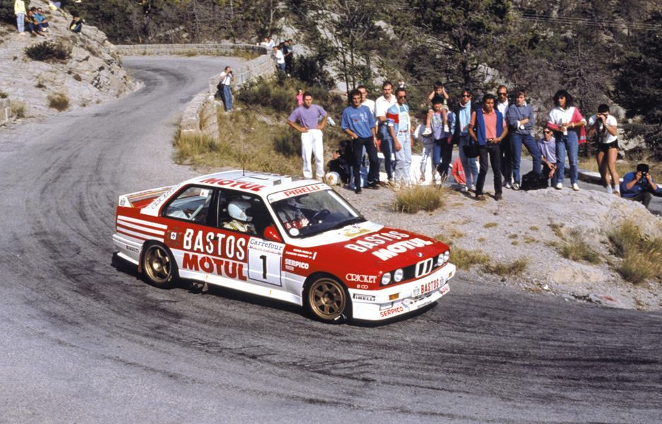 Michel, you and François won many rally championships together. Can you tell us how this rollercoaster started?