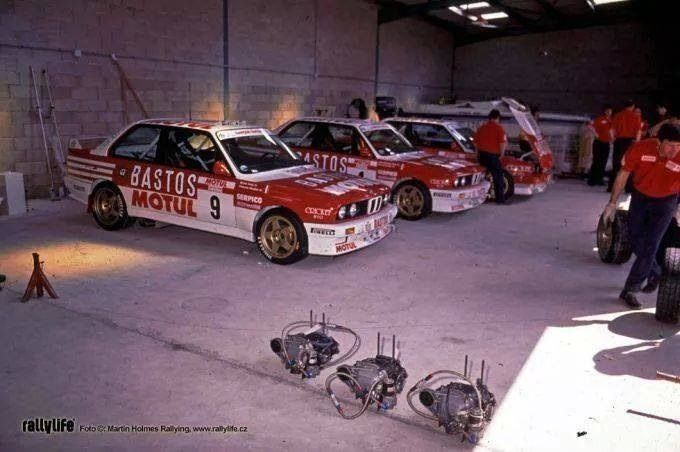 How did Motul contribute to these winning years in the French Rally Championships?
