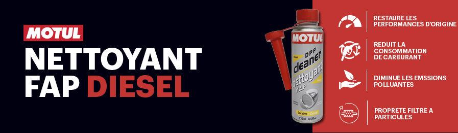 Nettoyant Filtre à Particules Diesel