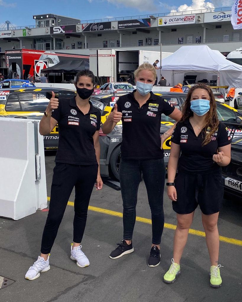 Girls Only Team by WS Racing mit gutem Debut