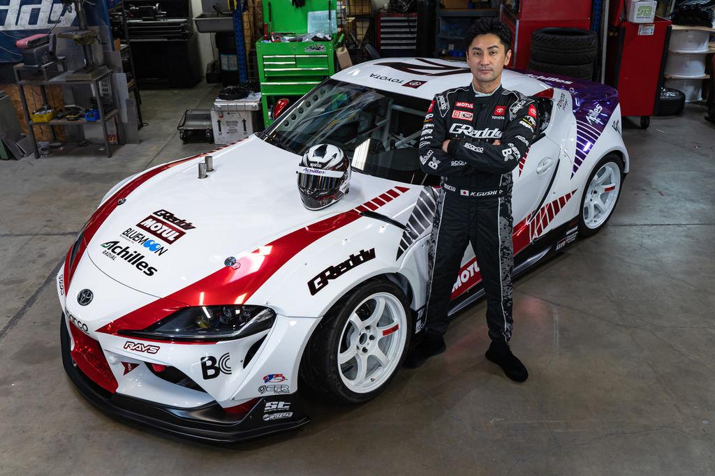 """Ken Gushi: """"I'm itching to take my new Supra drifting"""""""