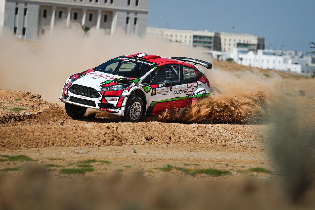 "Abdullah Al-Rawahi: ""rallying takes me to a different zone"""