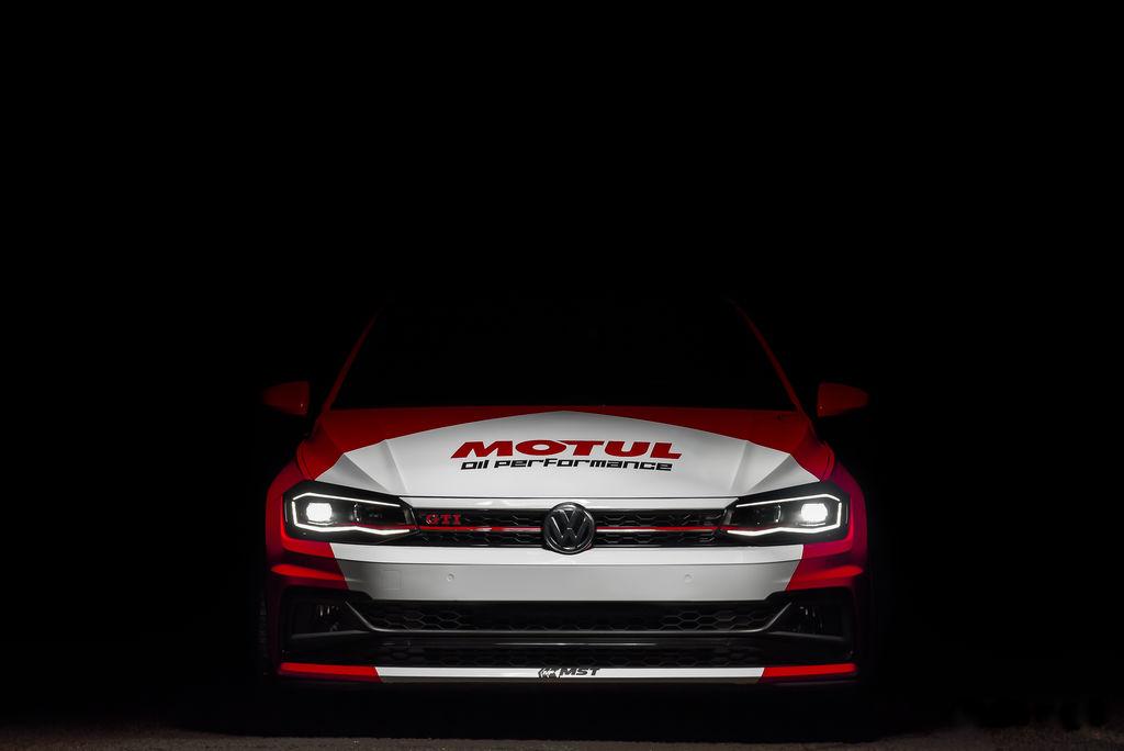 ¿Es este el VW Polo GTI más genial del mundo?