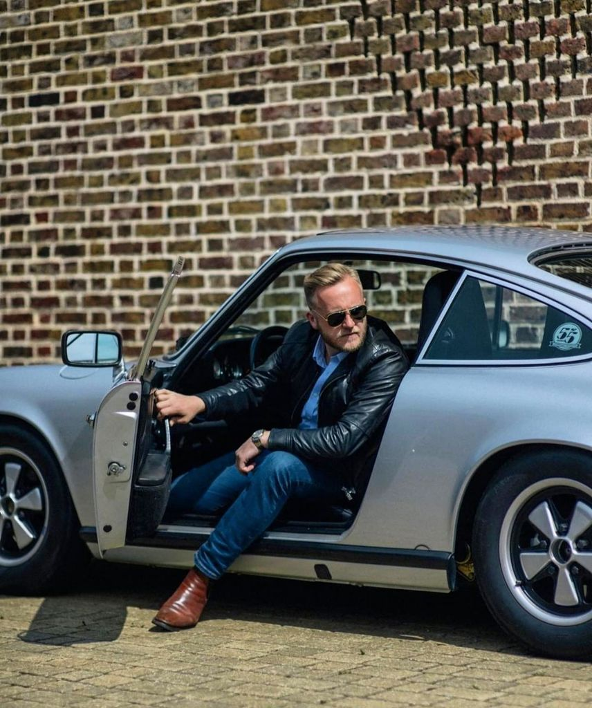 "Ted Gushue: ""My 911 was restored by Ruf"""