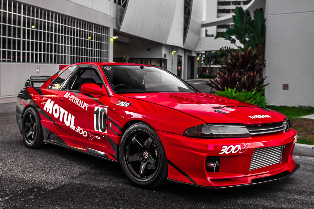 "Jim, what's your story? You're currently the owner of the world's fastest ""Motul GT-R"". It must be an exciting tale!"