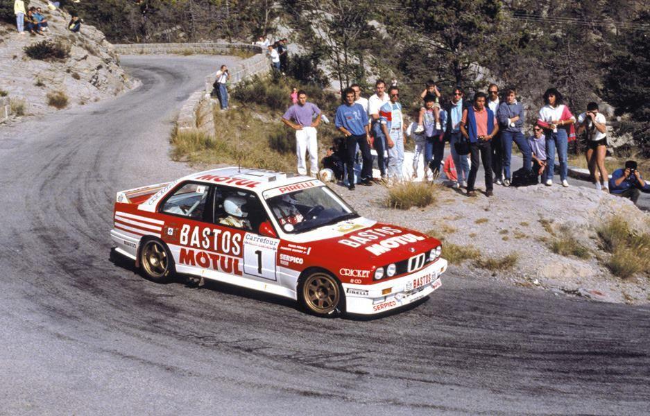 Michel, avec François vous avez remporté plusieurs championnats en rallye. Pouvez-vous nous raconter comment a débuté l'aventure ?