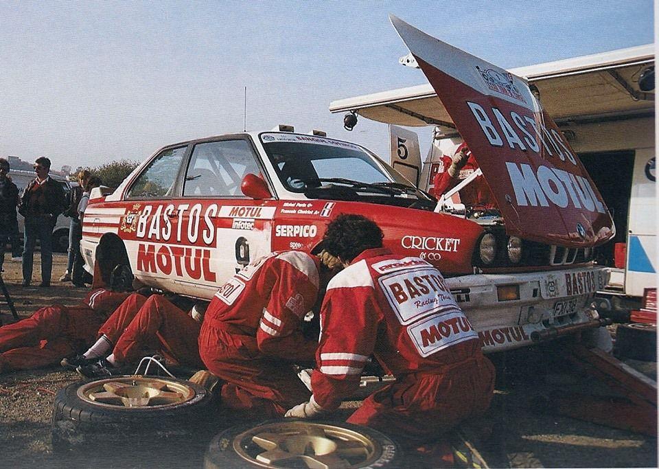 Qu'est-ce qui a fait de la BMW M3 une vedette des rallyes ?