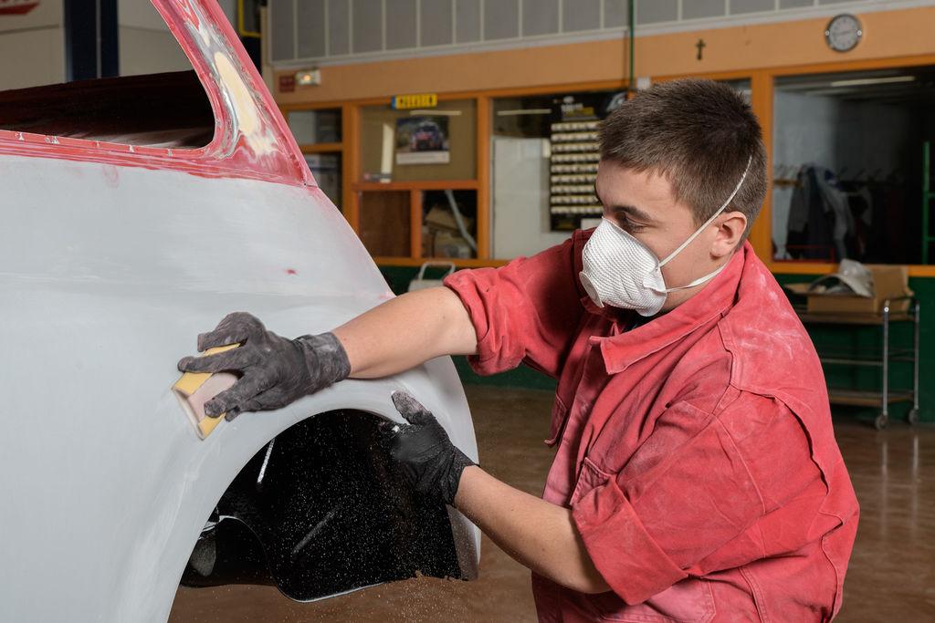 """Les Garages Écoles : """"Trouver un emploi pour les jeunes, dans un secteur très demandé"""""""