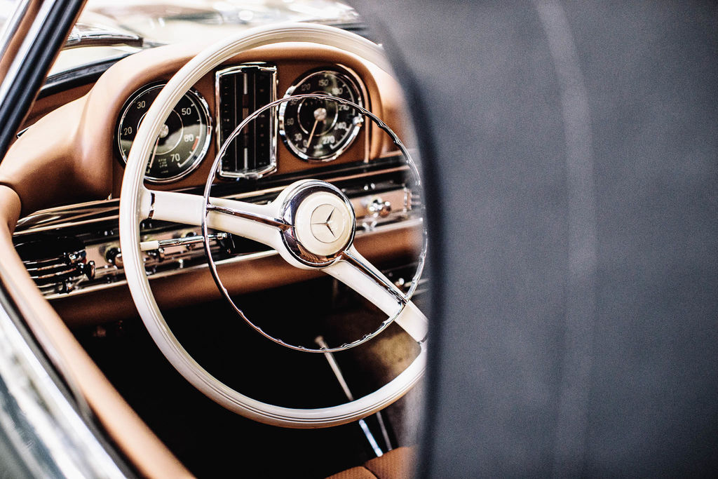 """Brabus Classic: """"We operate in a different way to most restoration companies"""""""