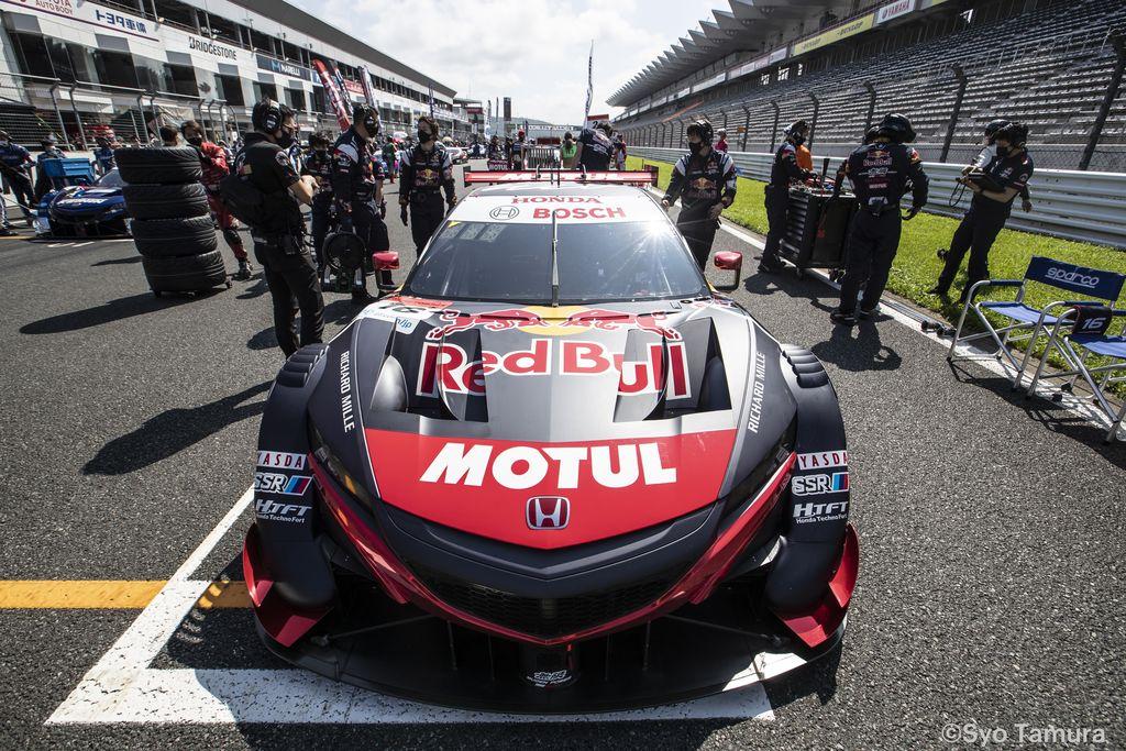 GT500での初めてのレースは、7/18-19の富士スピードウェイです。 レースの再開に向けチームとドライバーとしてどのような準備をしてきましたか?