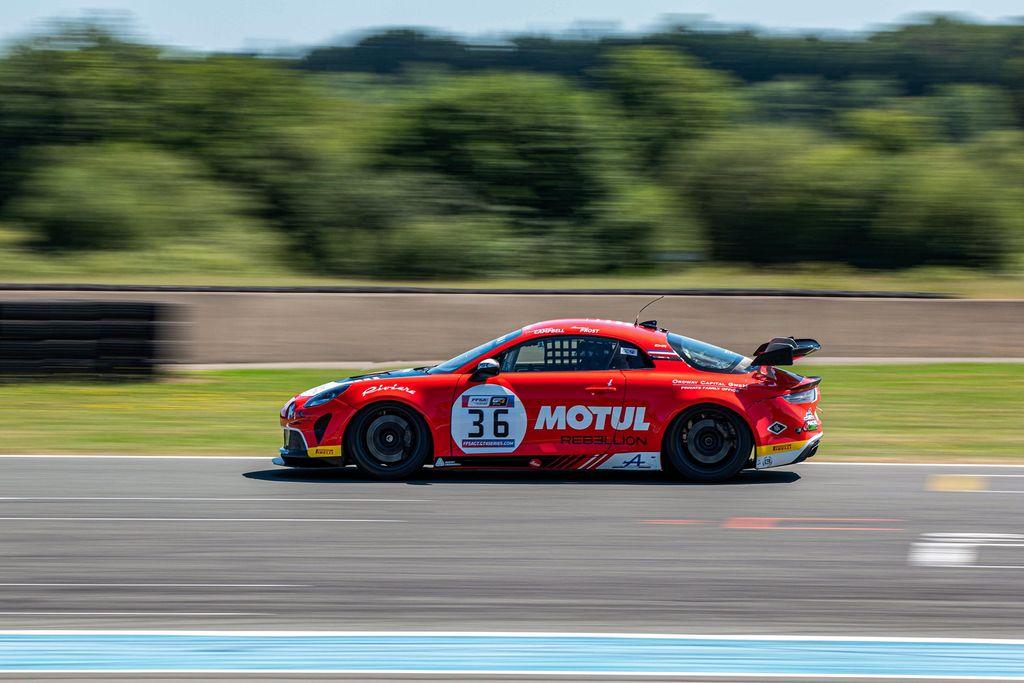 """Nicolas Prost : """"La course de GT a besoin de plus de livrées emblématiques"""""""