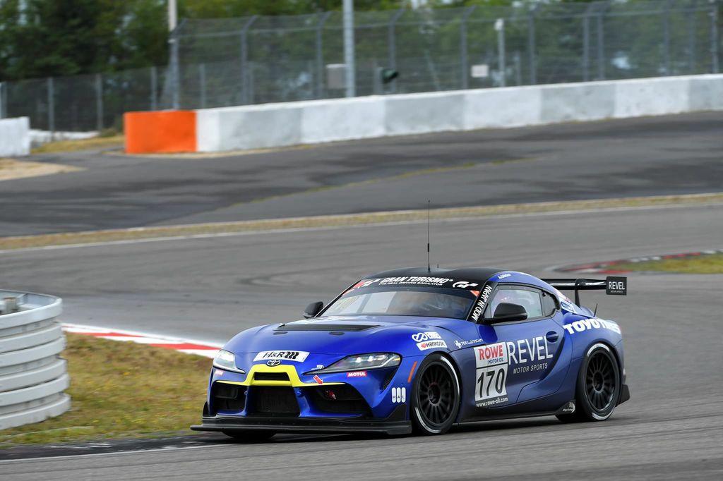 Ring Racing geht mit zwei Toyota GR Supra GT4 ins Rennen