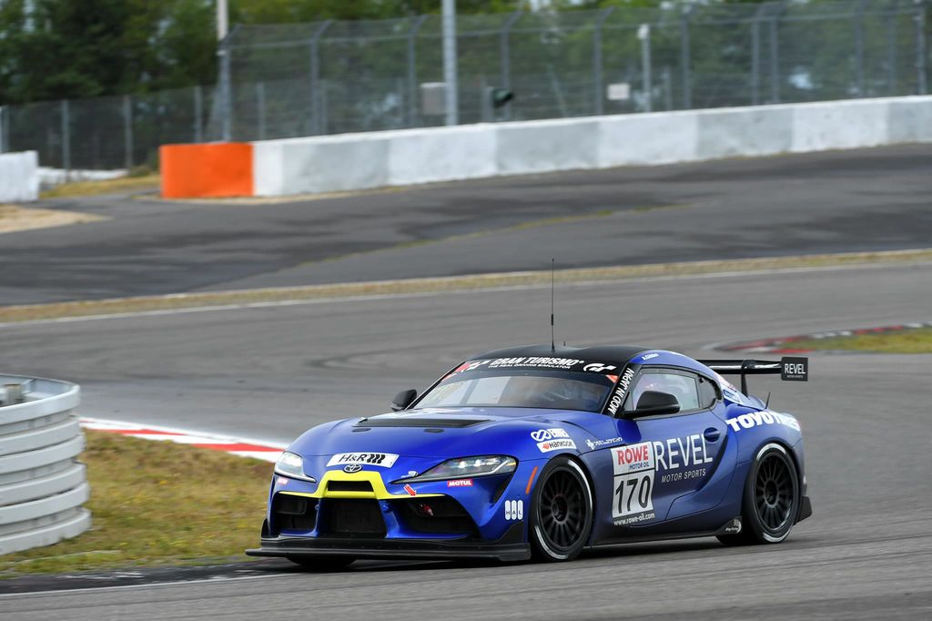 Ring Racing starts with two Toyota GR Supra GT4 at Lausitzring