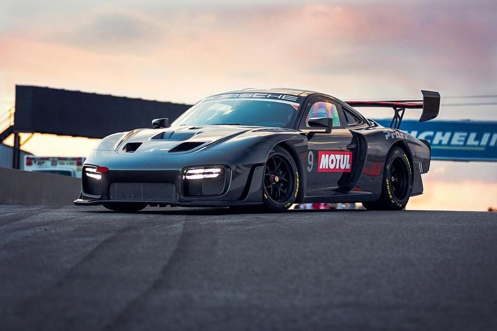 The Motul-liveried Pfaff 935: the only one in Canada!