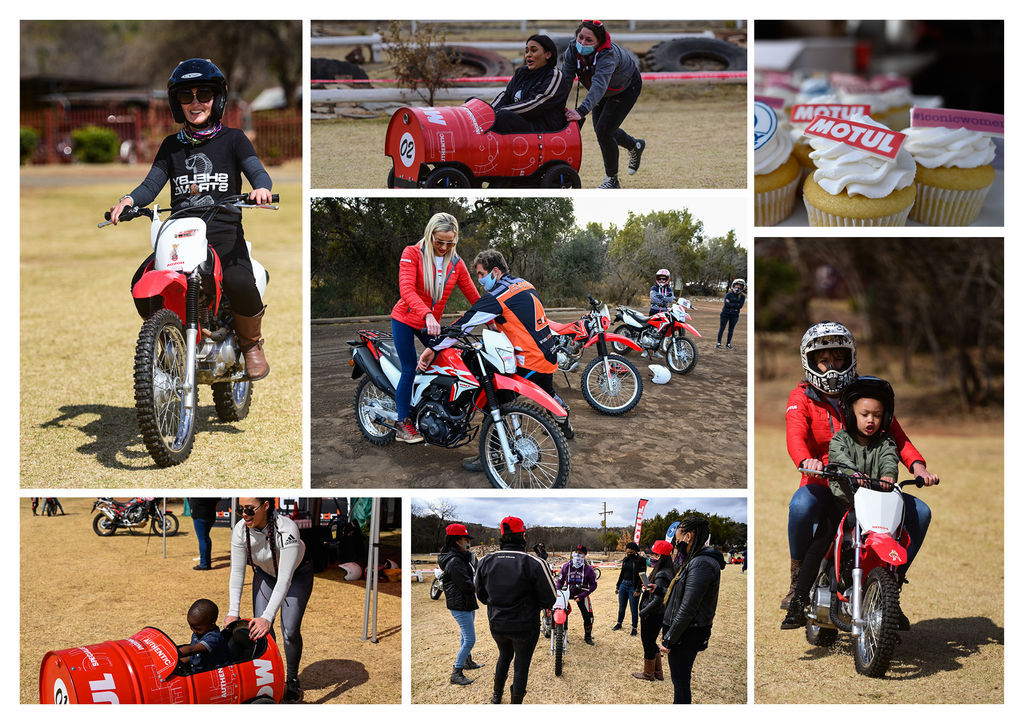 Motul Empowers Women on Two Wheels – an Iconic Experience for #IconicWomen