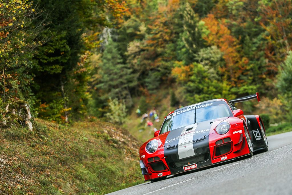 We hope to see your team back in hillclimb next year. What is it that attracted you to the sport?