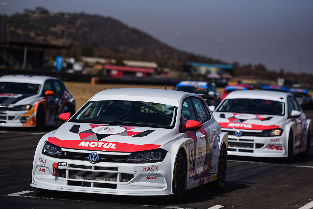 """Saul Hack: """"I'm trying to make a difference in South African motorsport"""""""