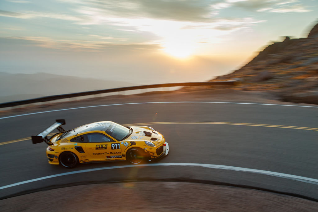 """BETIM BERISHA: """"AT PIKES PEAK YOU HAVE TO BE IN A HURRY, JUST NOT IN A RUSH"""""""