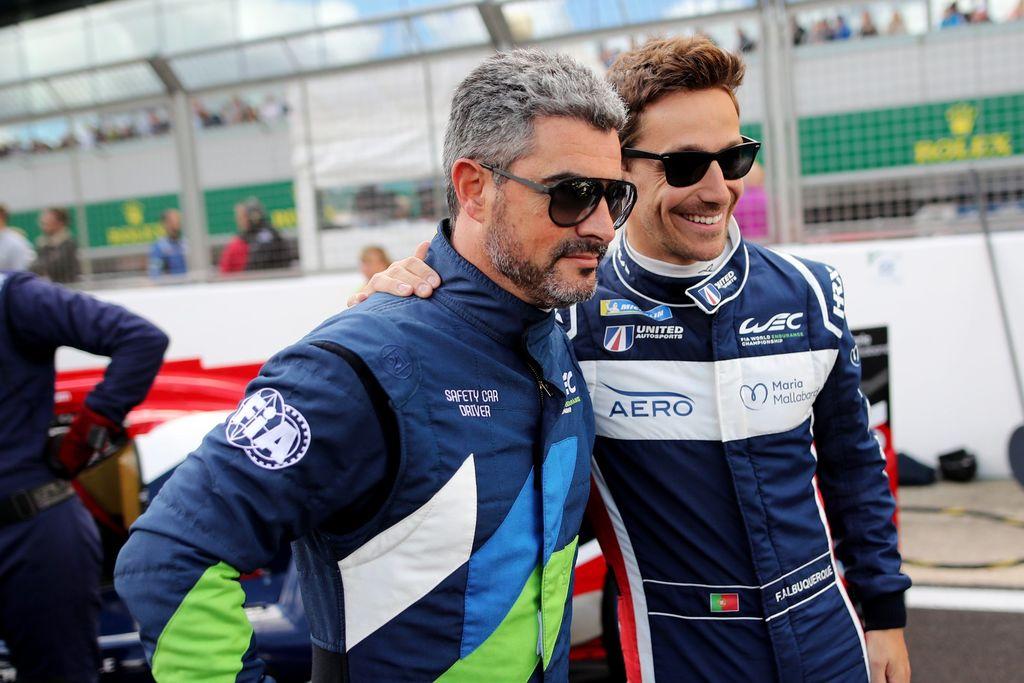 "Filipe Albuquerque, pilote de United Autosports : ""Je suis ici pour gagner"""