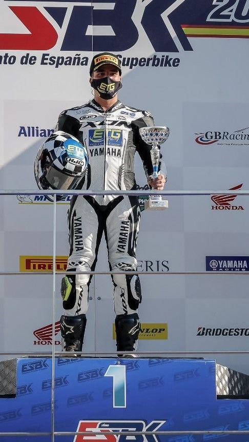 ETG RACING suma tres podios más en el Circuito de Cheste